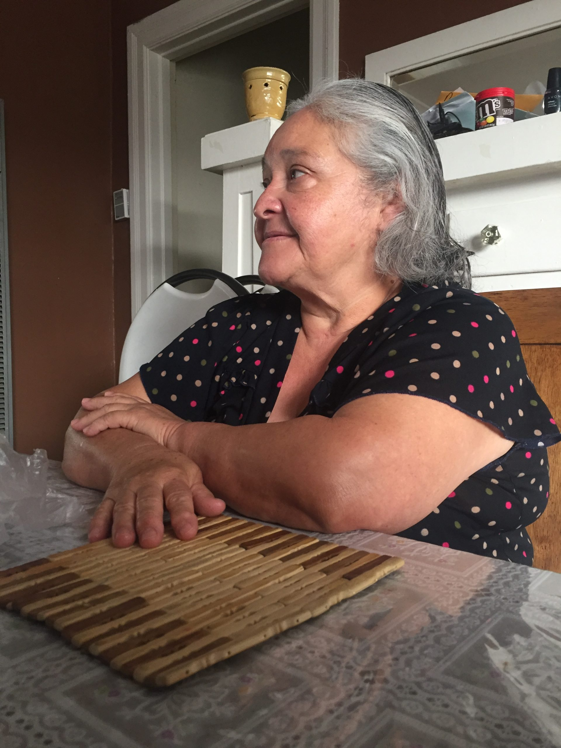 Community Mother Herlinda Anguiano Faces Destruction of Home