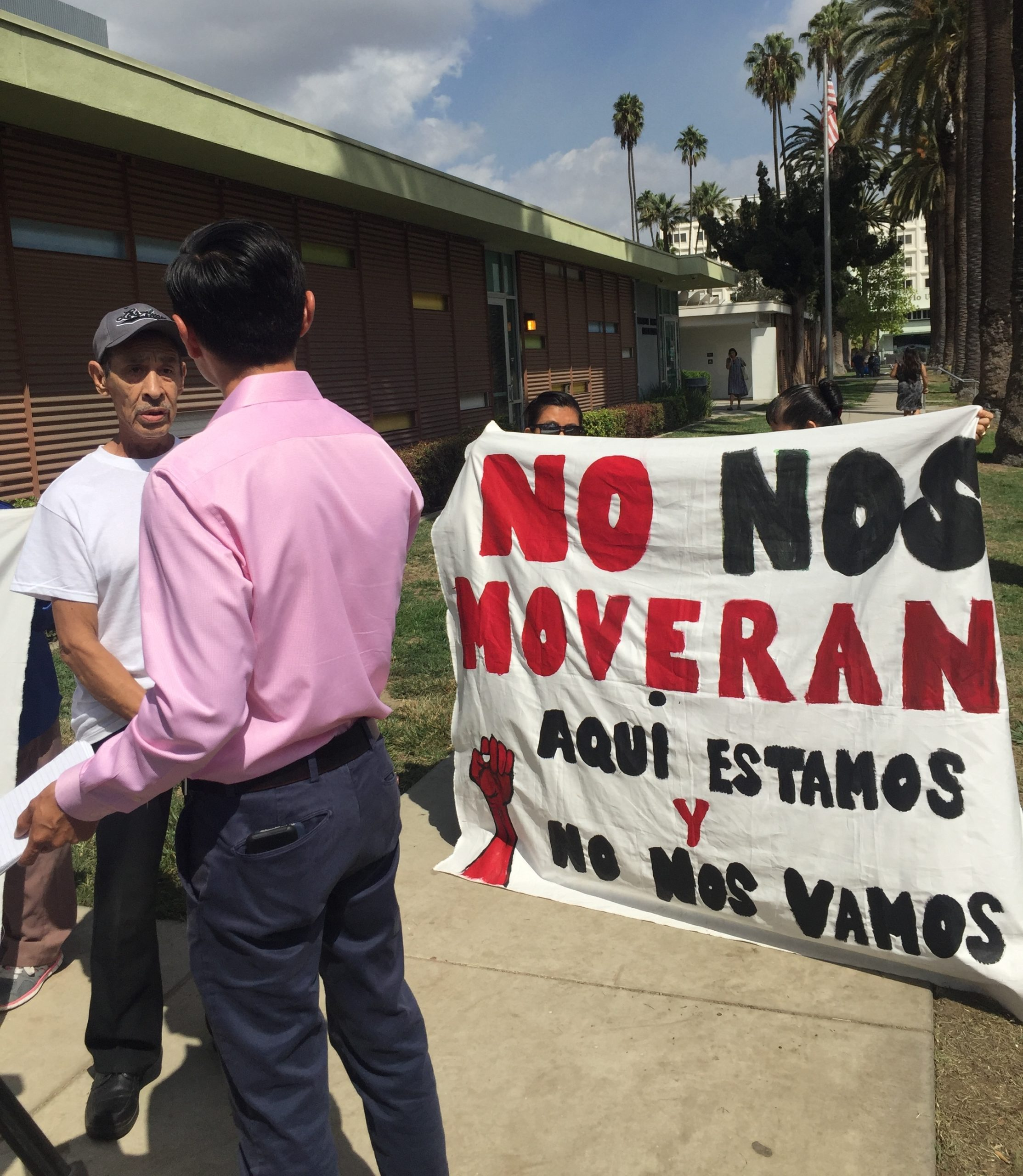 SAJE Members Face Growing Threats In New Political Climate